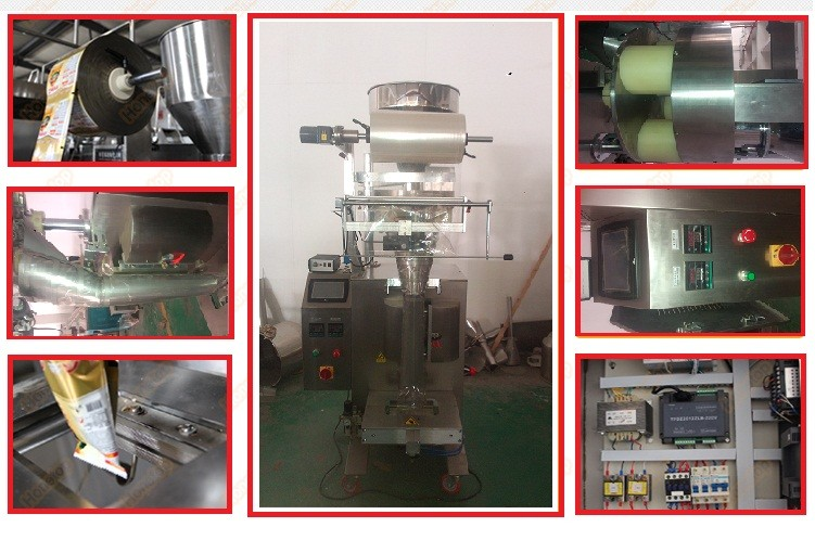 Fully Automatic Pet food Filling packing machine price HT-420GT