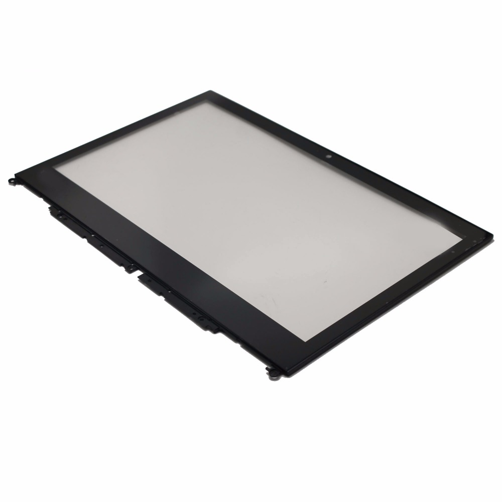 For Toshiba Radius 14 L40W-<strong>C</strong> L40W-<strong>C</strong>-<strong>109</strong> L40W-C009 L40W-C1774 L40W-C1697 Touch Panel Glass with Digtizer Bezel