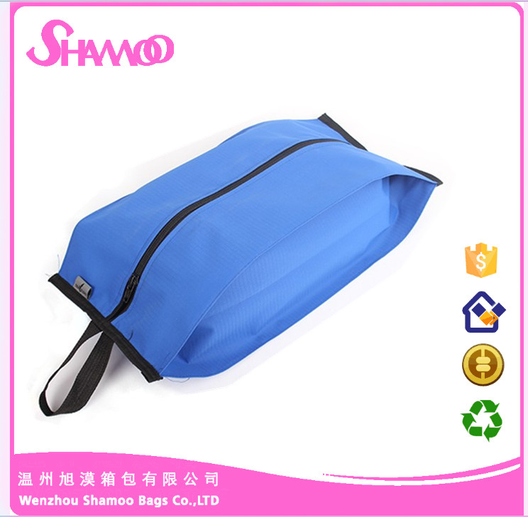 Cheap Water resistant and ventilating travel shoes bag