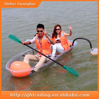 Hot selling fiberglass electric fishing boat with CE certificate