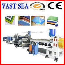 pp hollow sheet package production line/making machine/plastic machine