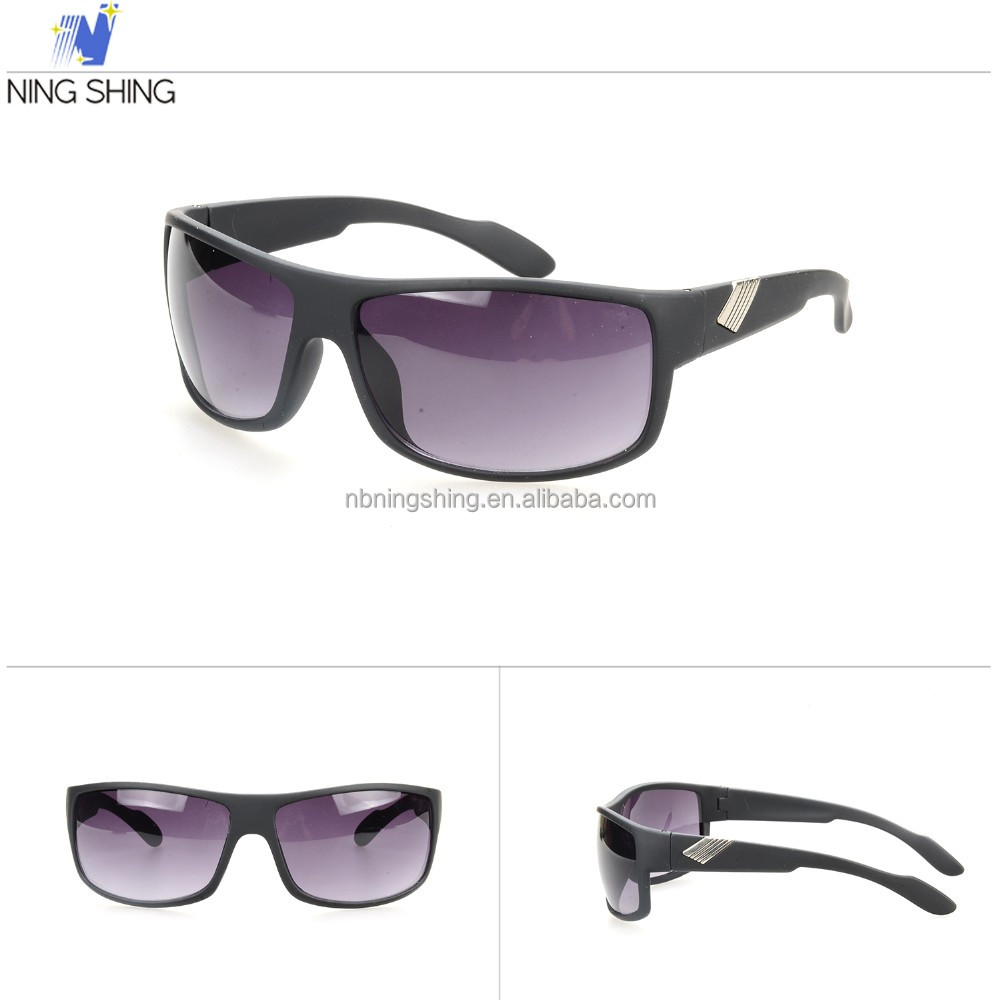 Luxury Men Resin Fashion Italy Design Ce Sports Sunglasses Uv400