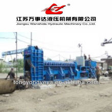 China Scrap & Recycling Metal Baler Shear for sale