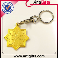 New fashion keychain fashion four leaf clovers