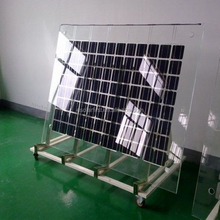 BIPV double glass solar panel