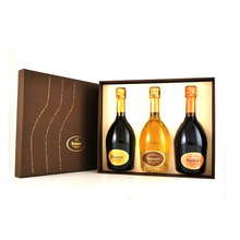 Honest suppiler customize wine rigid cardboard gift box drawing