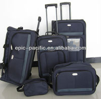 Hot sale Cheap luggage sets (tote bag /duffel bag/suitcase)ready stock for promotion GMK257