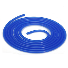 High Temp Resistance FDA Silicone Material Milk Hose Tubing