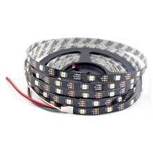 Pure white halo rings angel eye programmable sk6812 rgbw/ww led strip light 144led smd 5050 dc5v For The Car Led