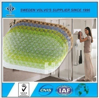 Hotselling Bath Tools Silicone mat for Shower Silicone Shower Mat with High Quality