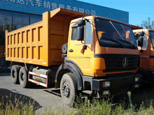 Used tipper truck for sale 6X4 dump truck mercedes benz