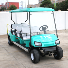 4 seater Electric hunting golf cart CE Certification, 2017 Hot Sale