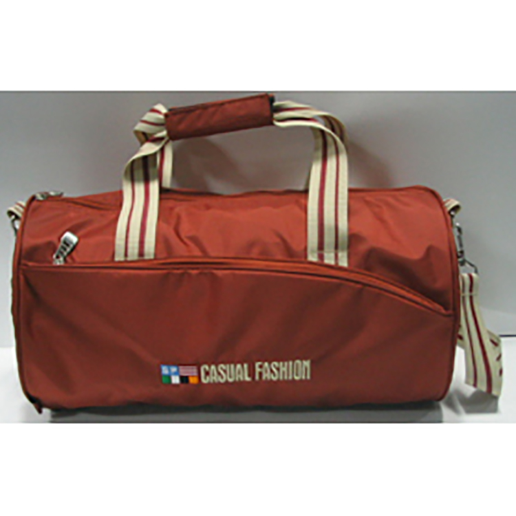 Promotional custom logo everest deluxe mens travel duffel bag sports authority gym bags