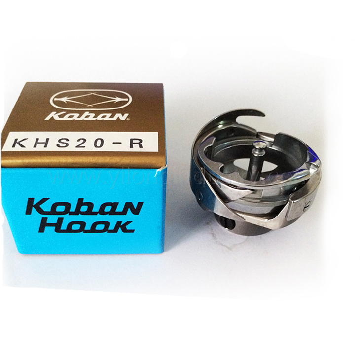 sewing parts of hook embroidery machine parts KHS20-R koban rotary hook