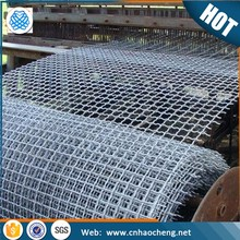 China Manufacturer 304 Stainless Steel Woven Crimped Wire Mesh for BBQ