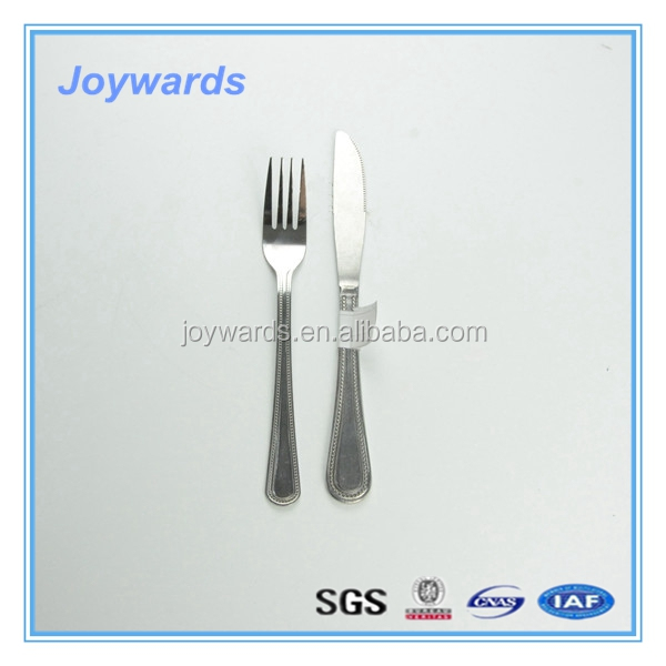 Popular Spoon and Fork Gift Cutlery Set for Children and Adults