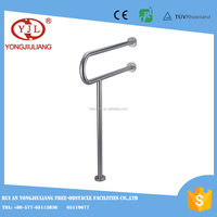 disabled people handicap holding grab bars