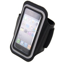Universal Big Size Black Smart And Phones Running Sport Armband Arm Band Case For Iphone 5 6 plus S3 S4 S5 S6 S7