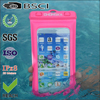 pvc waterproof mobile phone bag/case/pouch