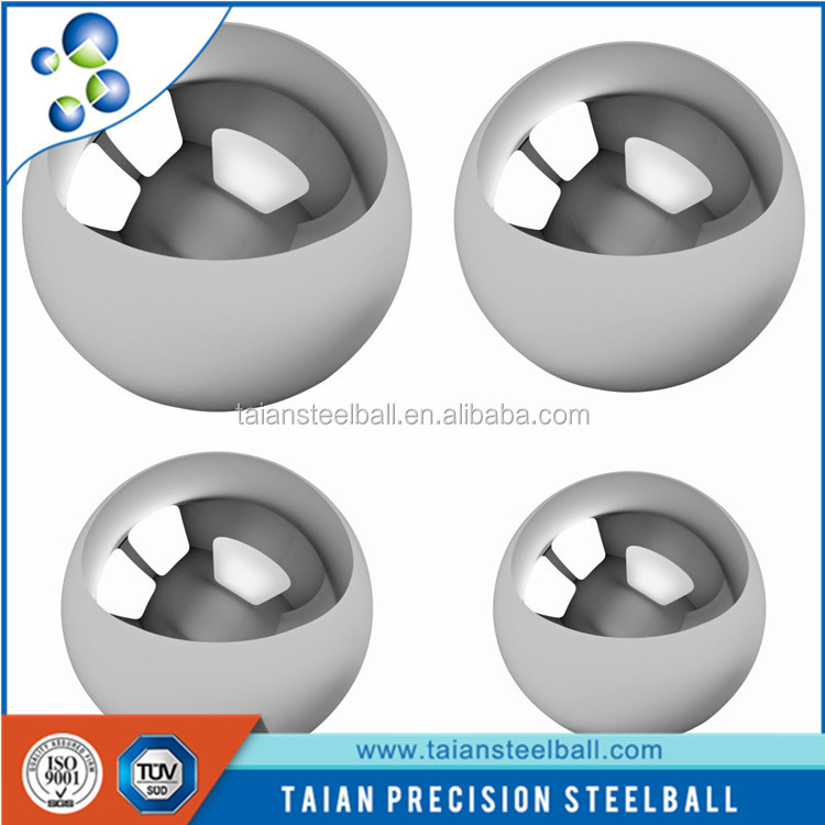 Factory direct supply high precision hardened cheap chrome steel ball for bearings