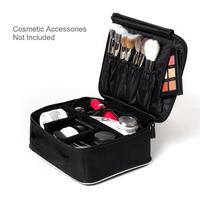 Boshiho Custom Design PU Handle Cosmetic Bag & case