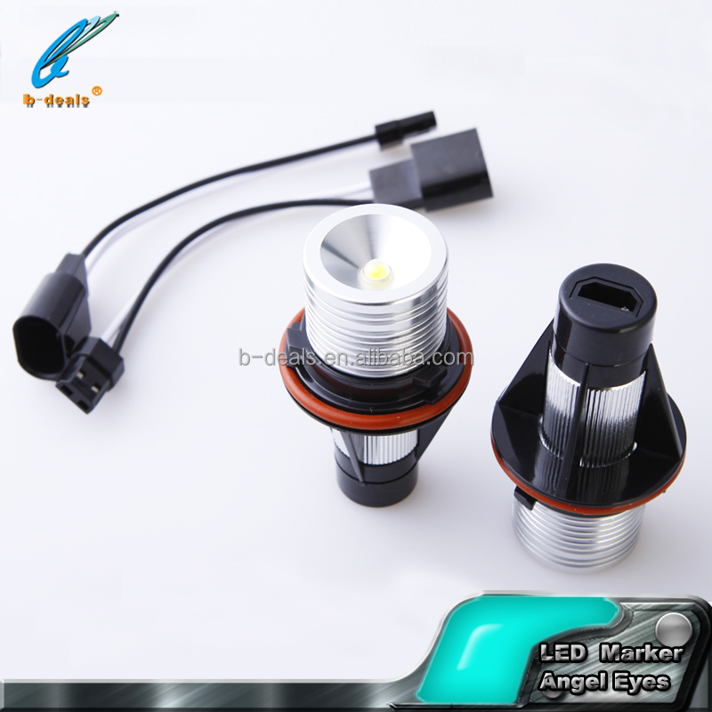 5W e39 e60 e61 e63 e64 e65 e66 e87 e53 e83 x5 x3 led marker ring light bulb for Bbmw
