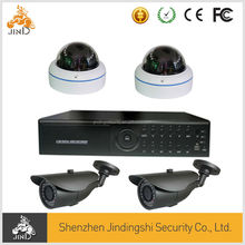 HD camera dvr kit Modern&Economic 2.0 Megapixel HD SDI Camera kit 1080P complete cctv kits, OEM&ODM