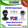 cmos mini camera P2P IP Camera Network home wireless camera(BE-IPH03W)