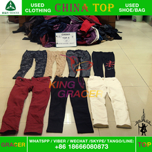 Bulk Wholesale to Germany Export Clean Legging Used Clothing Buyers