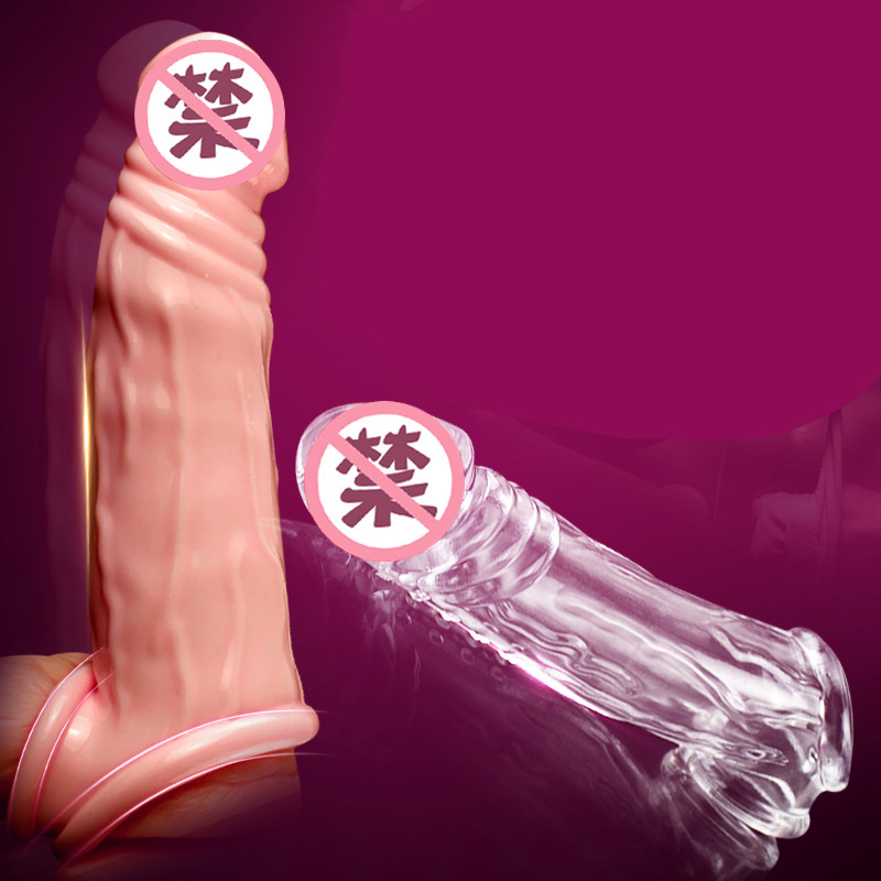 penis extension sleeve condom cock cage reusable condoms stretching sleeve