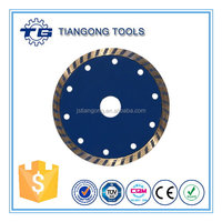TG Tools Standard Size 16/20/22/23/25.4mm marble edge cutting diamond saw blade