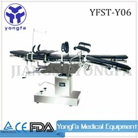 YFST-Y06 For Sale Gynecological Manual Hyraulic operating table