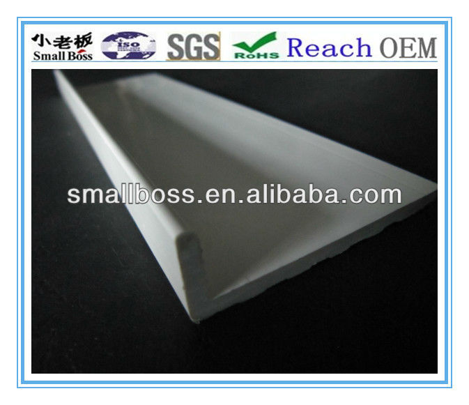 building UPVC material with profile Pinch