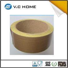 Free samples free shipment electronically heat insulation teflon glass tape