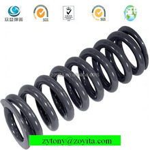 bicycle rear shock absorber spring with TS16949 Certificate for suspension system