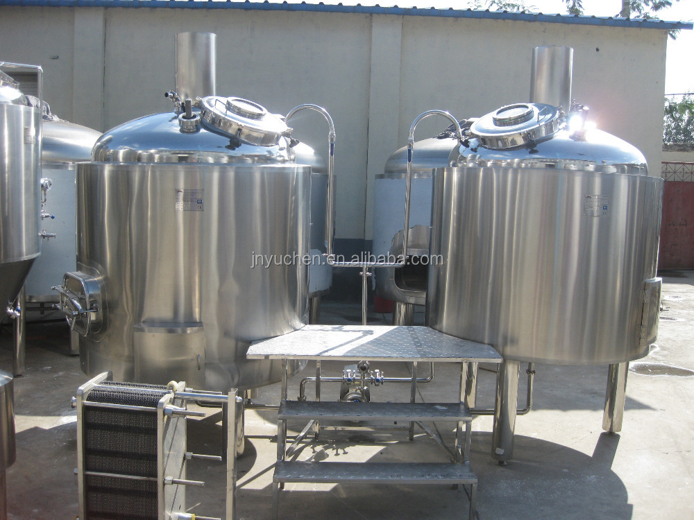 Beer brewing system, 1200liters brewery line for sale