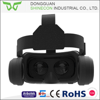 Wholesale alibaba shinecon brand new oem Trending products VR BOX