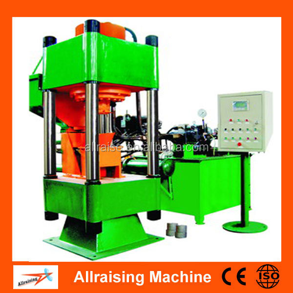 Professional Industrial Briquetting Machine For Metal Scrap