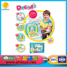 Taobao hot sale kids toys Doctor Set color Dopple for children play game set