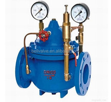 200X Water Pilot Operated Pressure Reducing Valve