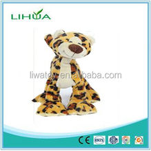 Plush animal toy tiger