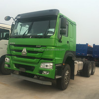 Sino howo 6x4 truck and trailers 10 wheels cheap tow truck for sale