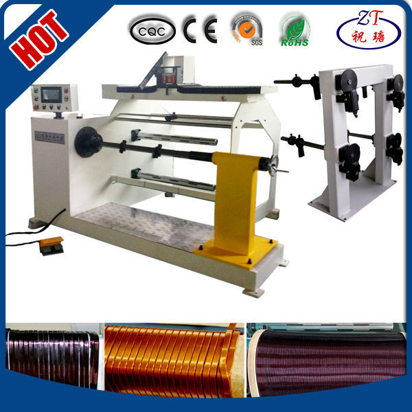 New exclusive copper wire coil winding machine