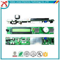 TS16949 automotive bluetooth am fm radio pcb circuit board