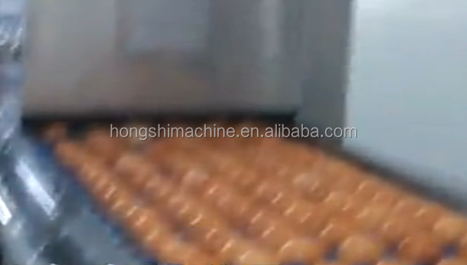 15800 pieces/h Full automatic egg separating machine FOR SALE