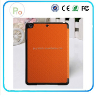 Leather Pouch Protective Case Shell for Apple Ipad Mini2