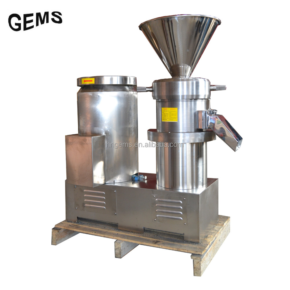 commerical pepper sauce making machine for red chili