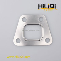 Use on K14-2060GGB/3.51 Model - 5314-988-6082 TB02 TA03 K14 K24 stainless steel turbine inlet gasket