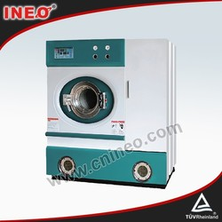 10kg Commercial Stainless Steel Small Dry Cleaning Machine/Union Dry Cleaning Machines/Hydrocarbon Dry Cleaning Machine