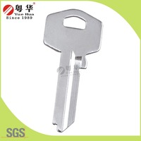 Strong durable New Design plated TE2 key blank